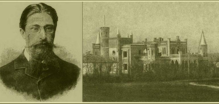 Александр Агеенко: архитектор из Мелитополя, построивший замок возле Лысой горы