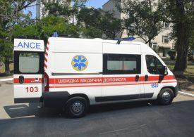 В Энергодаре открыли подстанцию экстренной медицинской помощи