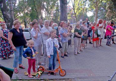 Виктор Берковский: «Мы живы, покуда поем». В Запорожье состоялся концерт памяти барда