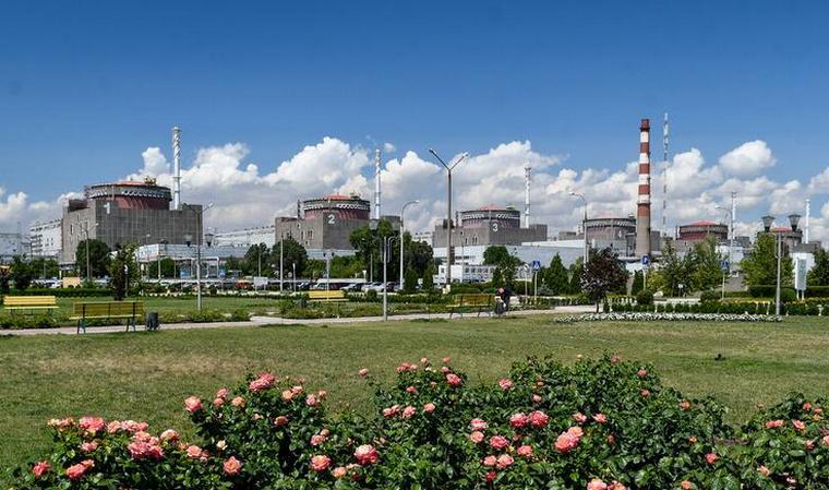 Запорожская атомная электростанция в июне выработала 1 млрд 495 млн кВтч электроэнергии