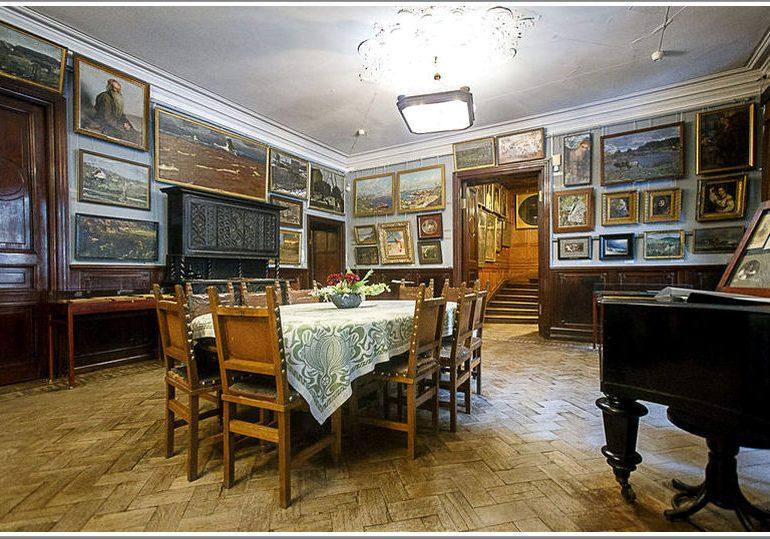 Как бердянский художник Исаак Бродский в блокадном Ленинграде воевал