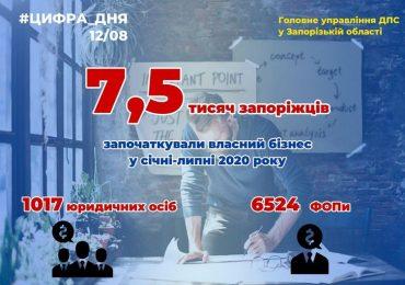 В Запорожской области значительно увеличилось количество предпринимателей