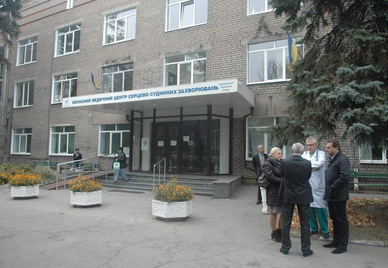 Запорізькі спортсмени отримали новий кабінет для медогляду