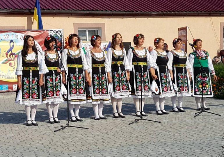 В  Запорожской области прошел фестиваль «Българи да си останем!»
