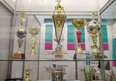 Хортицкую национальную академию отметили на выставке «Сучасні заклади освіти»