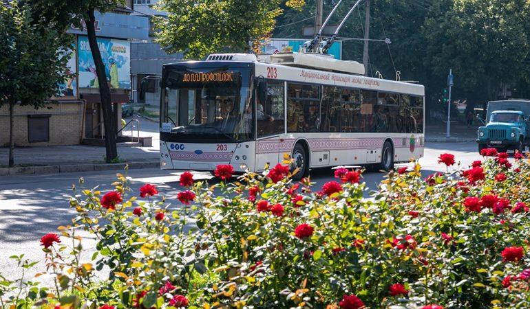 В Хортицкий район можно будет ездить на троллейбусе