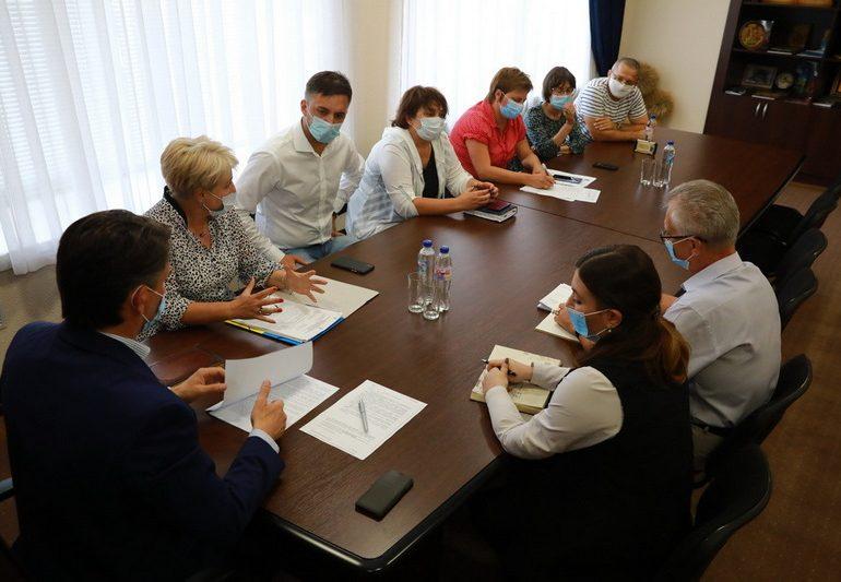 У Запорізькій області вирішується питання проведення екомоніторингу довкілля