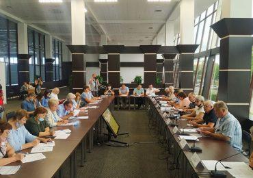 В Запорожье обсудили проблему изменения климата