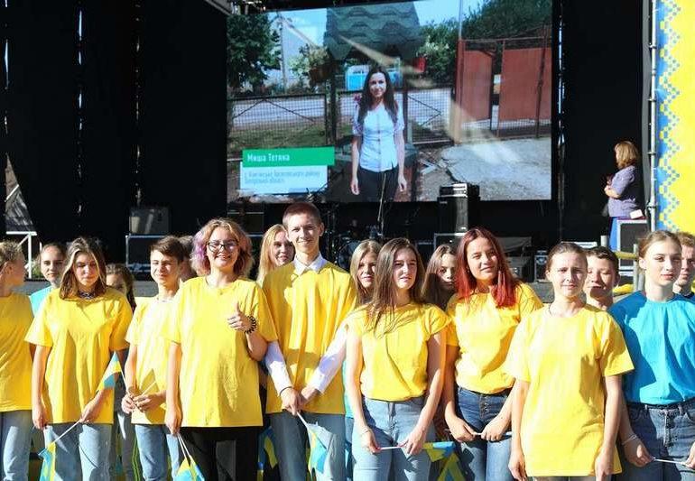 День Незалежності запоріжці відзначили святковим концертом