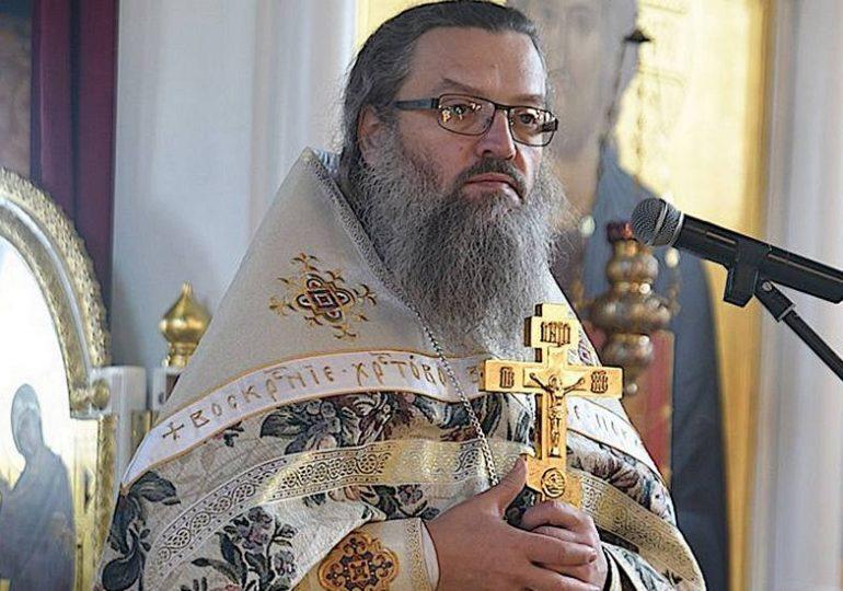 Официальное обращение  митрополита Луки в связи с планируемым проведением в Запорожье ЛГБТ-парада