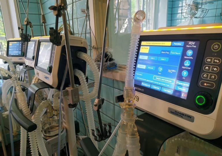 В Запорожье больницы оснащают современным оборудованием