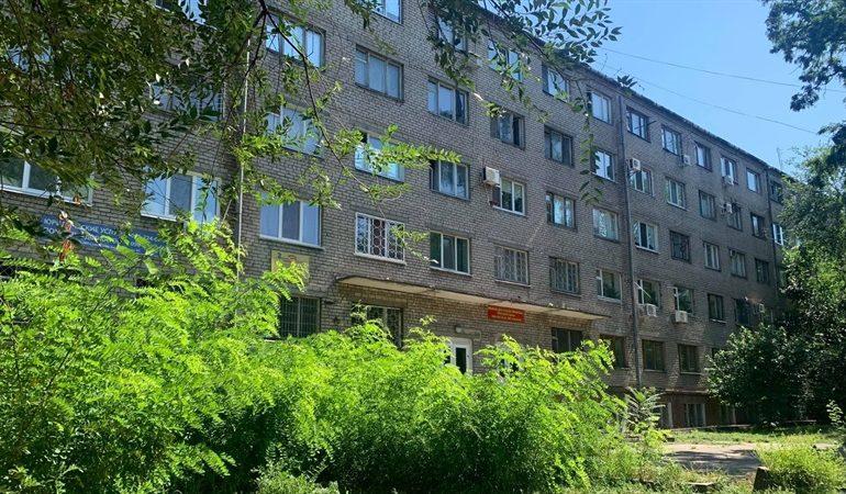 В Запорожье общежития готовят к зиме