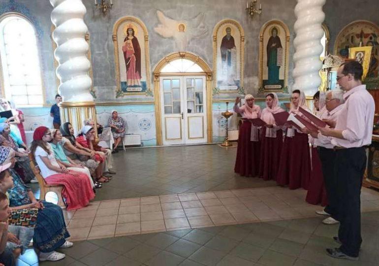 В Мелитополе прошел вечер духовных песнопений