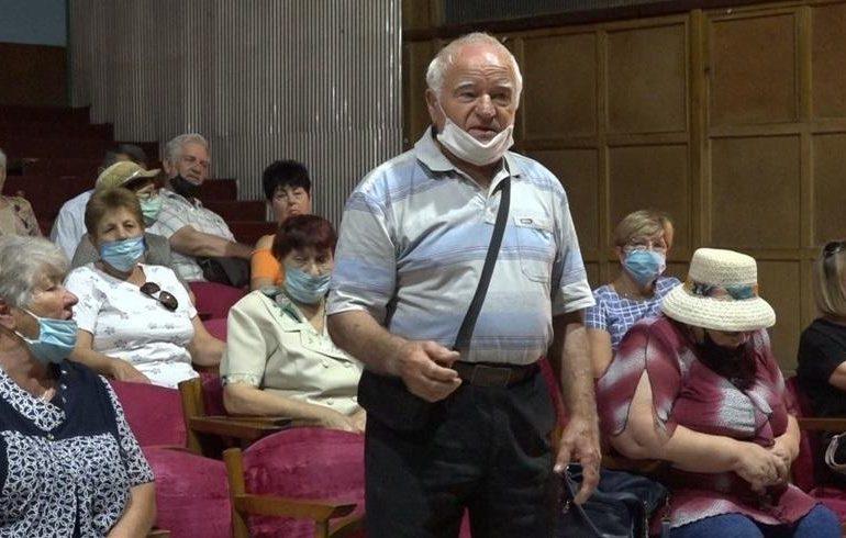 Специалисты Запорожской АЭС провели встречу в формате общественных слушаний
