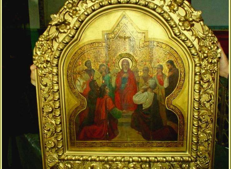 Святые места запорожского края: Успенский монастырь