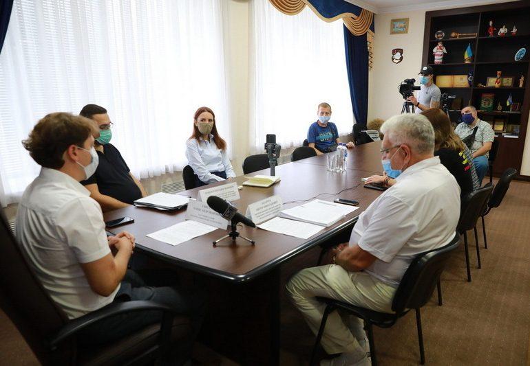 Школы Запорожской области начинают учебный год в условиях карантина