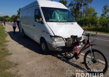 В Запорожском районе в ДТП погибла женщина-велосипедист: полиция ищет свидетелей