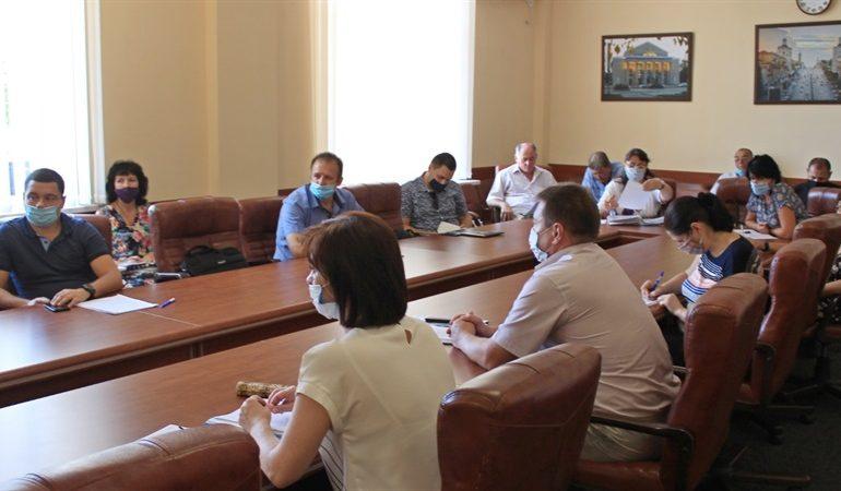 В Запорожье состоялось заседание комиссии по вопросам задолженности по заработной плате