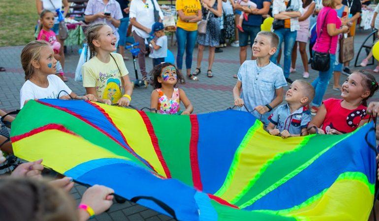 В Запорожье состоялся Уикенд Независимости