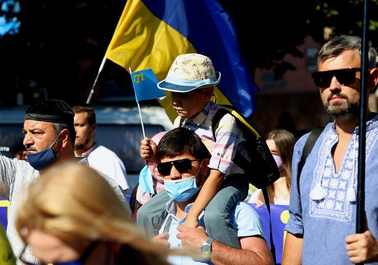 Запорожье отмечает День независимости Украины (фото, видео)