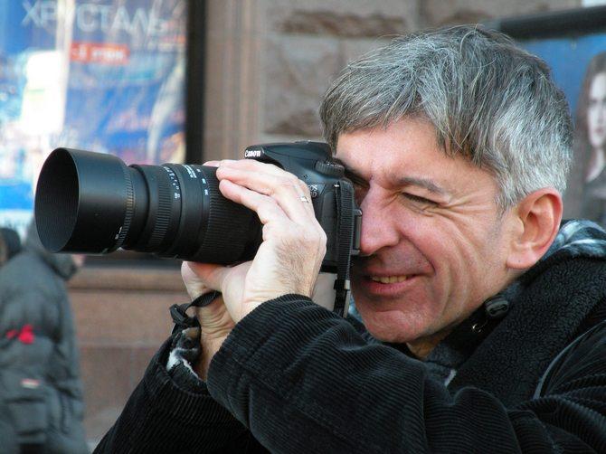 Ростислав Шпук розповість запоріжцям, чому зобразив знаних письменників бомжами
