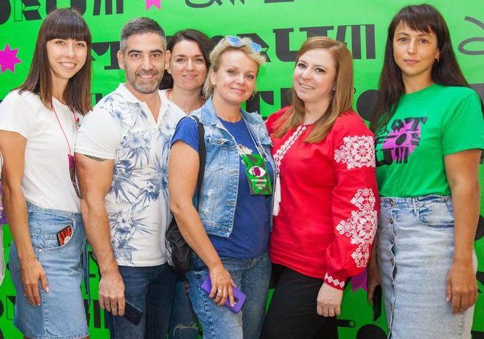 Ірма Вітовська у Запоріжжі фото