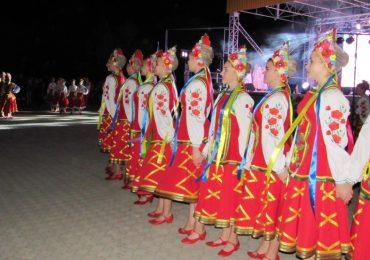 У Запорізької області відбувся фестиваль національних спільнот «Ми – українські»