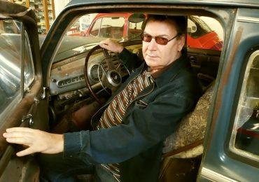 В Запорожье замечен любимый автомобиль американских гангстеров