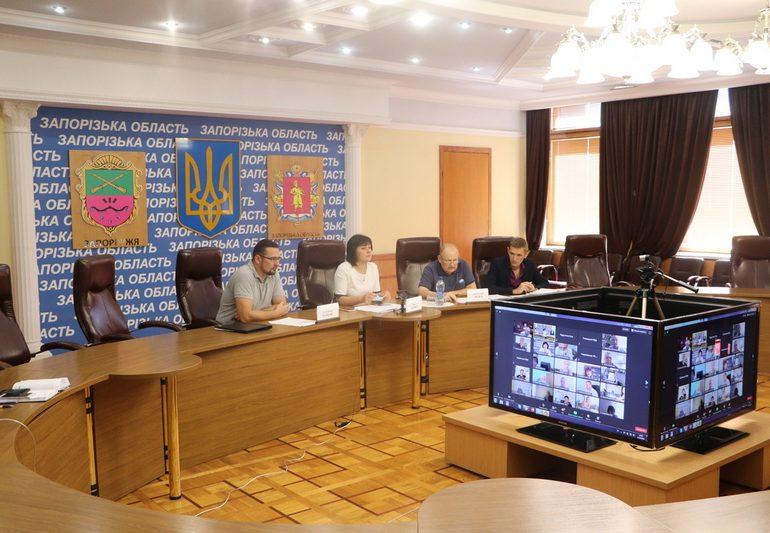 Карантин у Запорізькій області продовжено до 31 жовтня