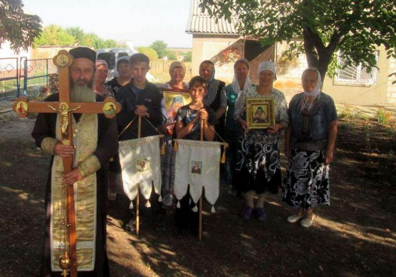 В Запорожской области состоялся крестный ход