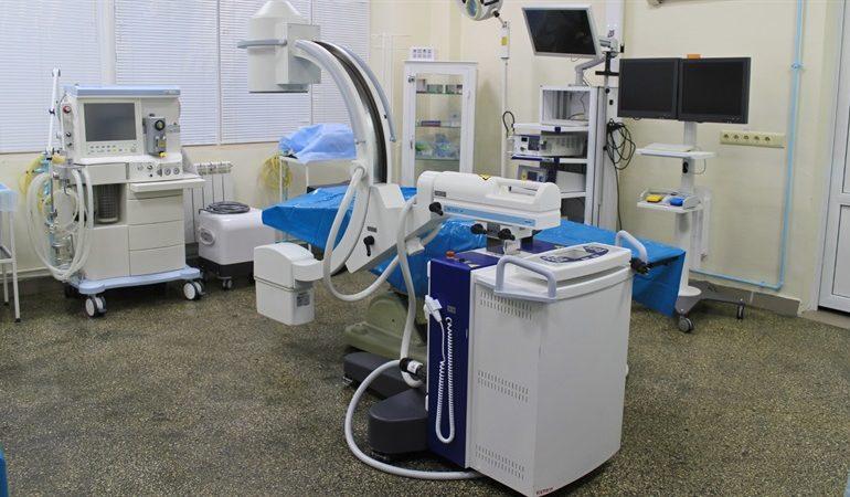 В Запорожье в больнице экстренной и скорой медицинской помощи обновили оборудование