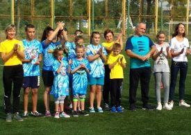 В Запорожье прошел спортивный этап городского конкурса «Лучший опекун года»