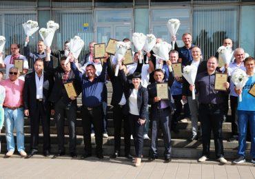 В Запорожской области наградили победителей конкурса «Отец года»