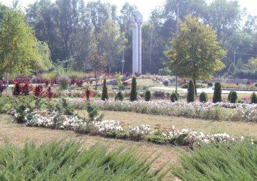 В запорожских парках проверяют выполнения мероприятий по ликвидации амброзии