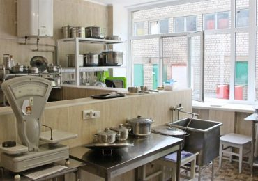 В Запорожье отремонтировали пищеблоки в двух детсадах