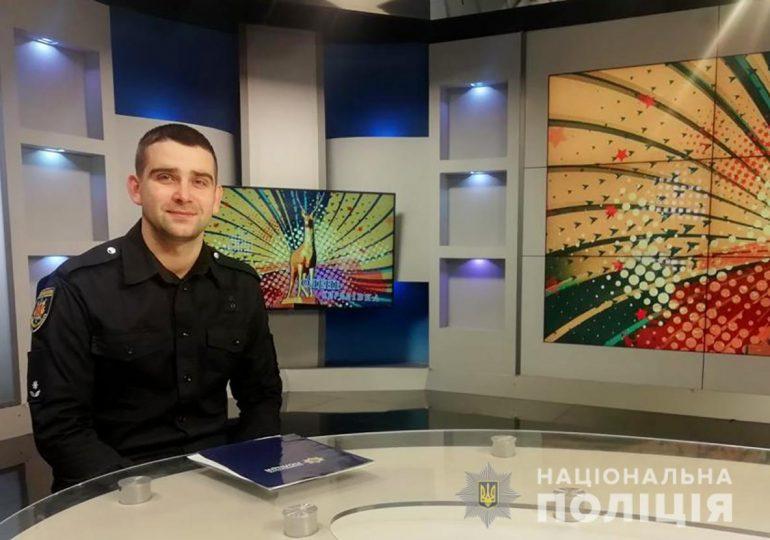 В Запорожье полицейский обезвредил в общественном транспорте вооруженного хулигана