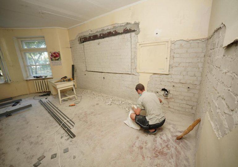 В Запорожье в двух больницах начали строить современные приемные отделения