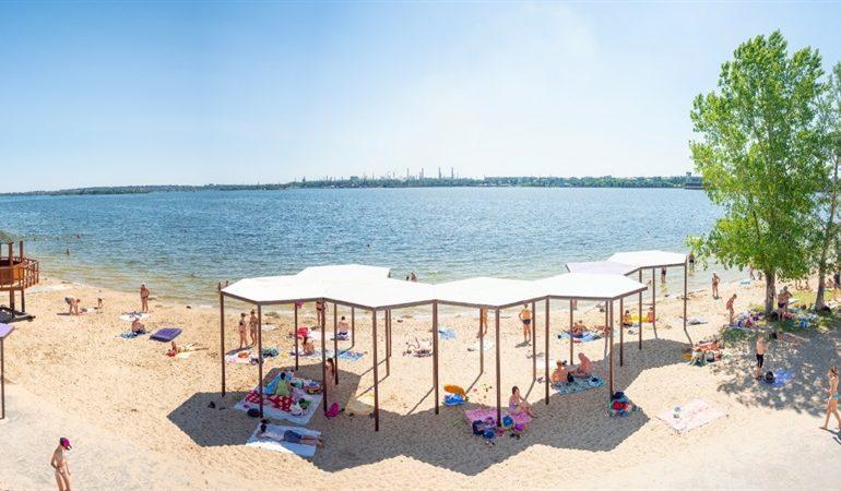 Мэр Запорожья рассказал о планах развития мест отдыха в городе
