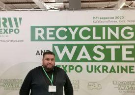 Запорожские специалисты обсудили в Киеве проблемы сортировки отходов