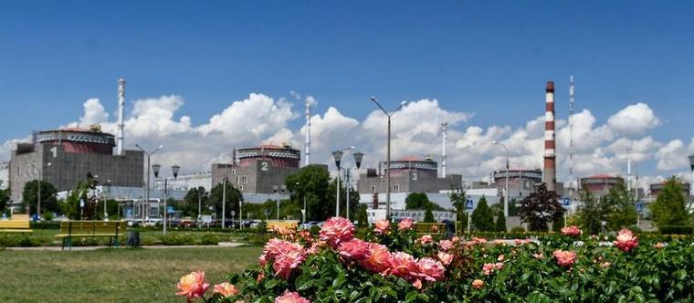 Запорожская атомная электростанция в августе выработала 1 млрд 970 млн кВтч электроэнергии