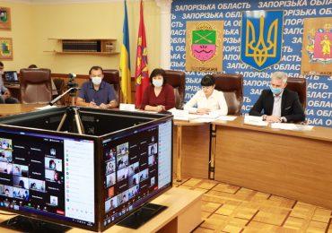 В Запорожской области усиливаются карантинные ограничения