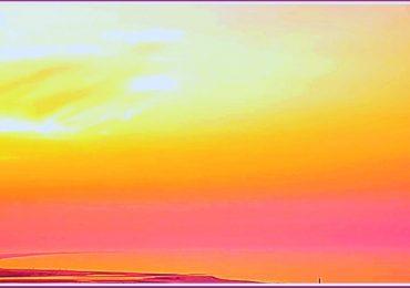 Можно ли из Запорожья понаблюдать рассвет на Черном море?