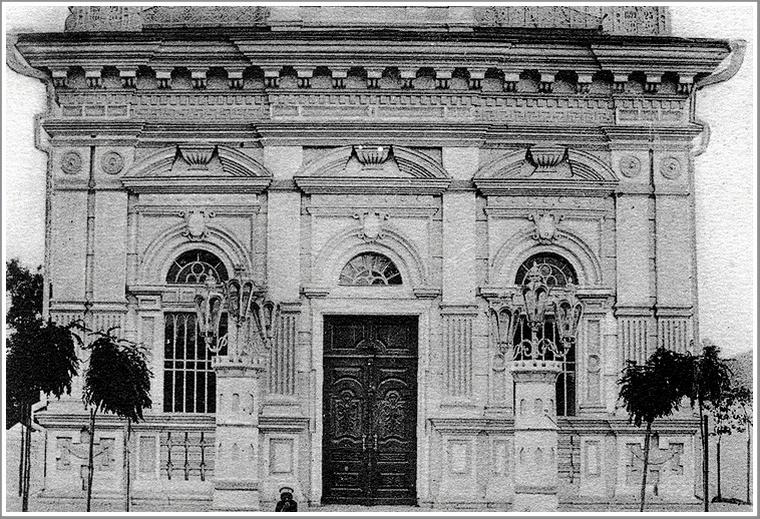 Бердянская кенасса: единственный храм караимов, сохранившийся на Запорожье