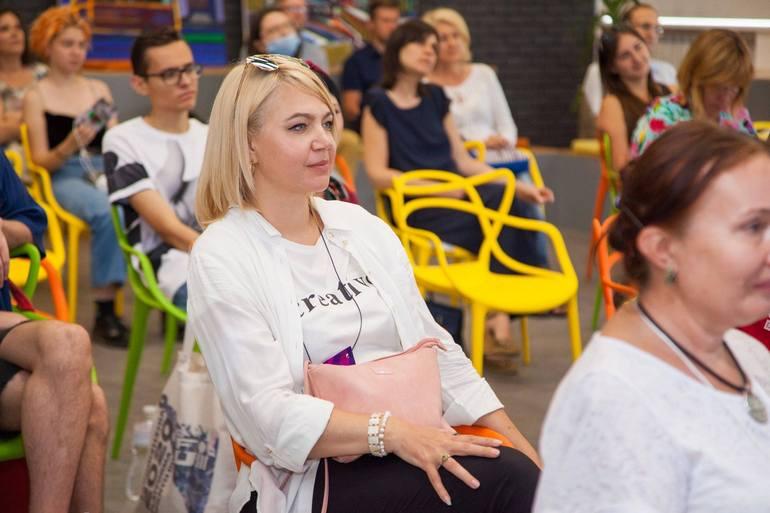 Тетяна Орлова АртФорум фото