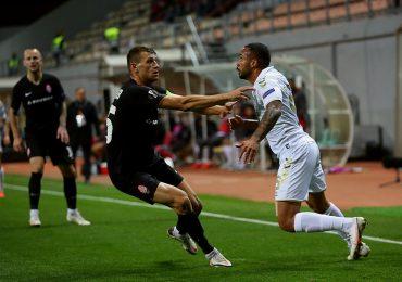 Луганская «Заря» и во втором туре Лиги Европы не смогла набрать очков (фото)
