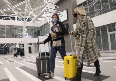 Перші пасажири полетіли з нового запорізького терміналу до Києва
