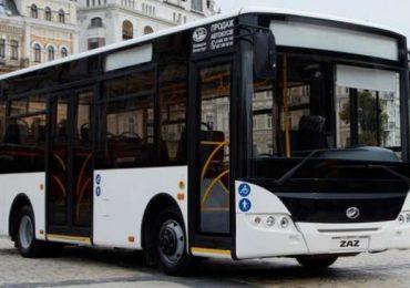 ЗАЗ сертифікує автобуси, що відповідатимуть стандартам Євро-5 і Євро-6 з