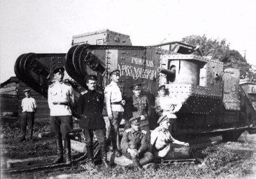 «ЗАПОРОЖЦЫ ДВАДЦАТОГО ВЕКА» (Білі офіцери про бої на Хортиці у 1920 р.)