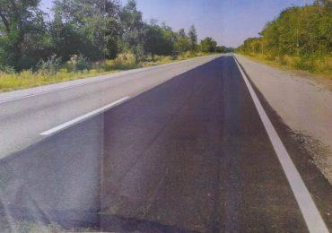У Запорізькому районі облпрокуратура змусила підрядника відремонтувати зруйновану дорогу за власні кошти