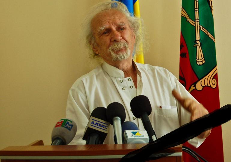 Запорізькі художники закликають врятувати Козака-бандуриста  Владлена Дубініна. Нині покійного...